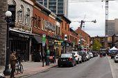 Streets In Ottawa