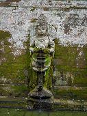 Goa Gajah temple in Bali  Indonesia