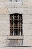 Window With Bars
