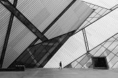 Royal Ontario Museum Black And White