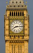 Closeup To The Big Ben Clock