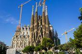 Sagrada Familia During The Day