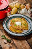 Potato Pancakes Homemade