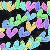 Abstract Heart Background
