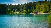 Fusine Lower Lake Hut