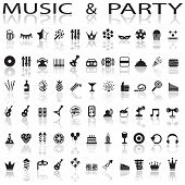Music And Party