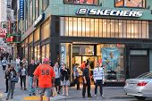 Skechers Shoe Store