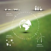 Eco Infographic Design Template
