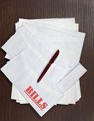 Bills Pile