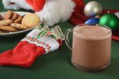 Christmas Stocking Full Of Money