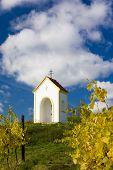 chapel near Hnanice Znojmo