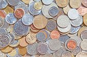 Collection of the old circulated american coins
