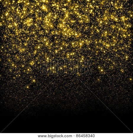 gold sparkle glitter background glitter stars background sparkling