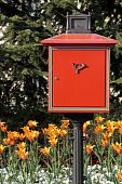 Red Letterbox