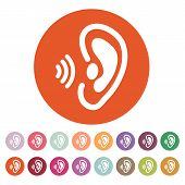 pic of understanding  - The ear icon - JPG