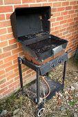 Rusty Barbecue