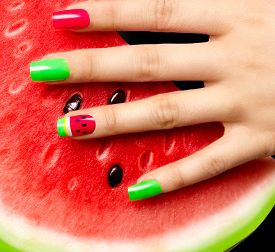 picture of  art  - Nail art manicure - JPG