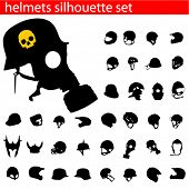 Vector-Helm-Kontur-set