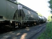 Railroad RR Tank Cars