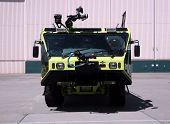 pic of humvee  - Humvee Fire Truck on Plant - JPG