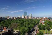 Manhã de Primavera em Boston