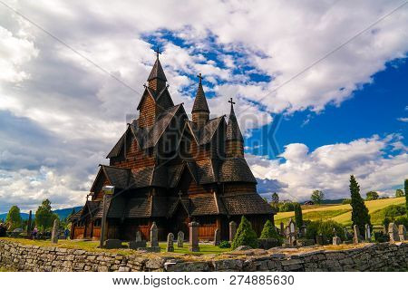 Heddal Stave Church Norways Largest