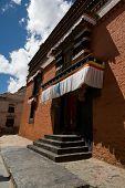 Tashi Lhunpo Monastery In Shigatse