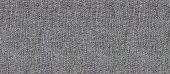 Grey Texture Background Of Seamless Empty Denim Jeans Pattern. Blank Gray Jean Fabric Backdrop, Empt poster