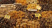 Turkish Delight Sold In The Bazaar