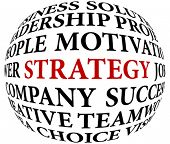 Business words-vector