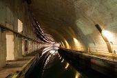Military submarine repair dockage since the USSR, tonel Balaklava