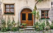 Old House, Rothenburg, Germany