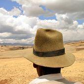 Farmer With Hat, Peru