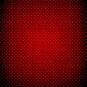 red paint background with lattice pattern