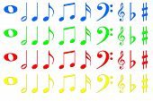 Musical Symbol Collection