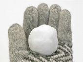 Snowball In Glove