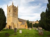 Stanway House And St Peters Church Stanton