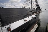 image of uss constitution  - CHARLESTOWN MA  - JPG