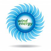 Ecology Concept - Wind Energy