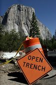 Open Trench