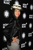 LOS ANGELES - OCT 2: Victoria Rowell at the Montblanc 2012 Montblanc De La Culture Arts Gala honorin
