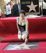 LOS ANGELES - OCT 3: Gale Anne Hurd at a ceremony as Gale Anne Hurd is honored with a star on the Ho