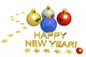 New Year Time