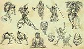 stock photo of shogun  - Traveling series - JPG