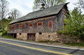 Roadside Barn