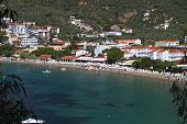 picture of ammo  - Megali Ammos beach at Skiathos island in Greece - JPG