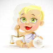 Bebê Zodíaco - signo Libra