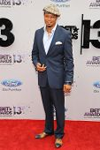 LOS ANGELES - JUN 30: Terrence Howard at the 2013 BET Awards at Nokia Theater L.A. Live on June 30,