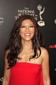 BEVERLY HILLS - JUN 16: Julie Chen at the 40th Annual Daytime Emmy Awards at The Beverly Hilton Hote