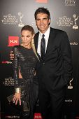 BEVERLY HILLS - JUN 16: Galen Gering, Kate Mansi at the 40th Annual Daytime Emmy Awards at The Beverly Hilton Hotel on June 16, 2013 in Beverly Hills, California